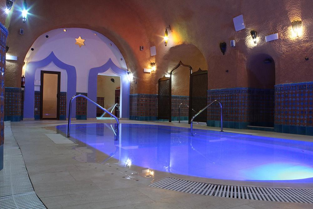 Balneario alhama de granada hotel rural el ventorro - Banos de alhama de granada ...